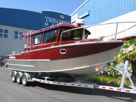 Hewescraft 270 Pacific Explorer B3141 image