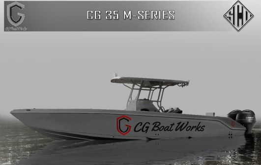 CG Boat Works 35 M-Series image