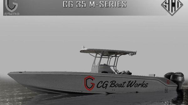 CG Boat Works 35 M-Series