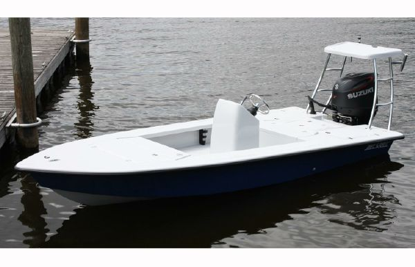 2018 Bay Craft 175 PRO FLATS
