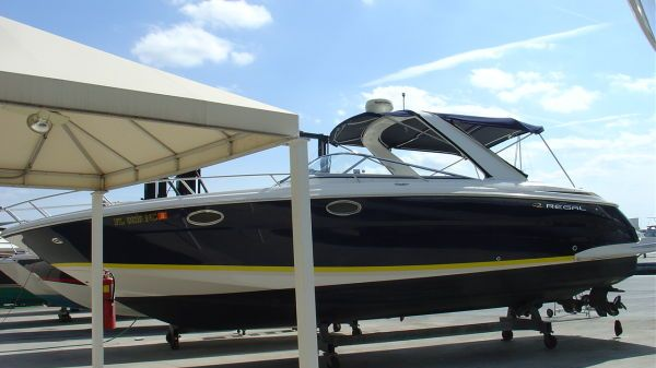Regal 3350 Sport Cruiser