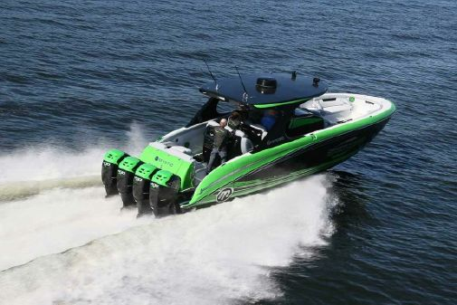 Mystic Powerboats M4200 image