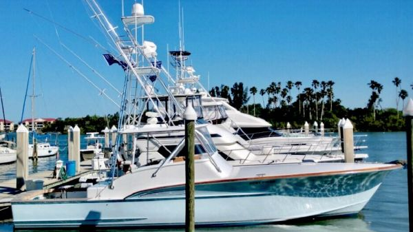 Scarborough Custom Carolina Express Sportfish