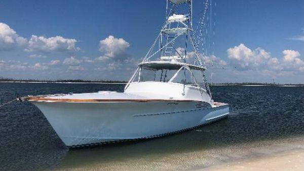 Scarborough Custom Carolina Express Sportfish