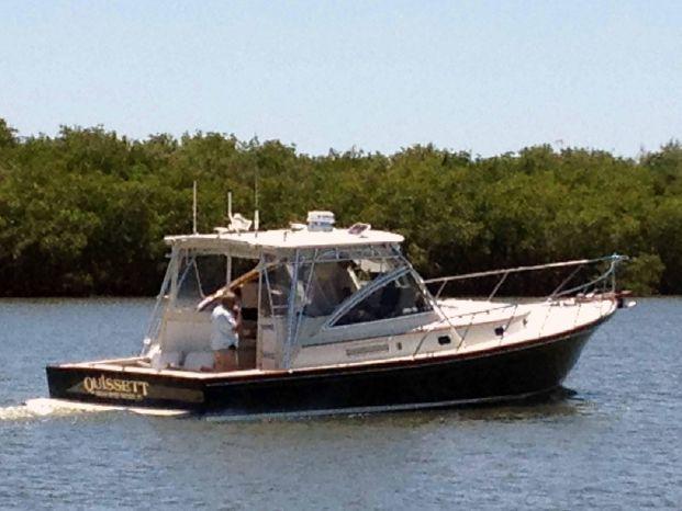 1997 Little Harbor WhisperJet 40