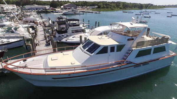 Wilbur Motor Yacht