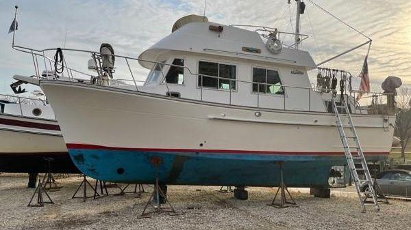 Mariner Orient 34
