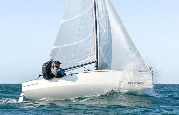 2022 Beneteau America First 18 SE