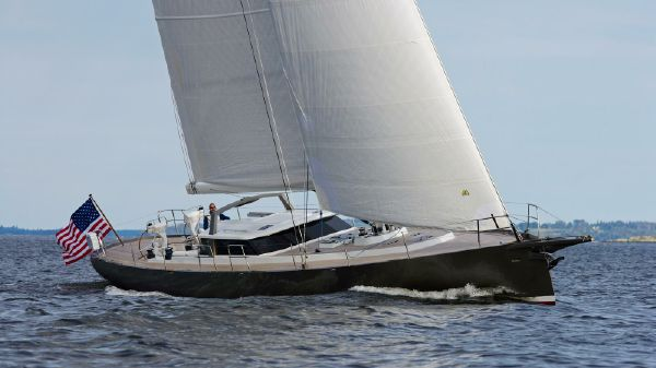 Stephens Waring and White Cruiser/Racer Sloop