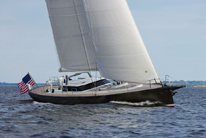 2011 Stephens Waring and White Cruiser/Racer Sloop