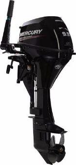 Mercury Fourstroke 9.9 hp Command Thrust image