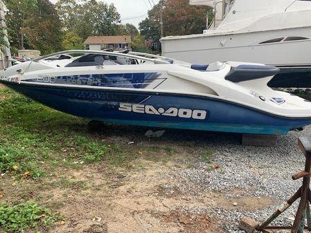 Sea-Doo Sport Boats 200 Speedster. image