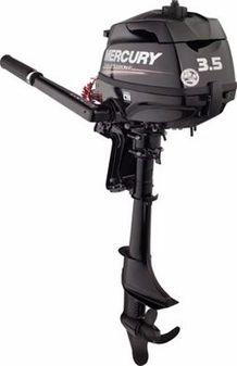 Mercury Fourstroke 3.5 hp image