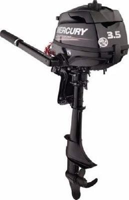 Mercury Fourstroke 3.5 hp - main image