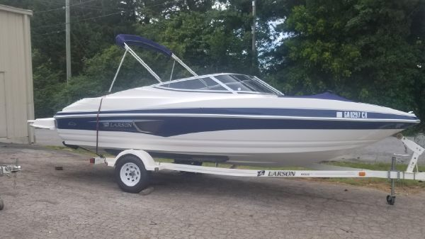 Used Larson Boats For Sale - T & S Marine in United States