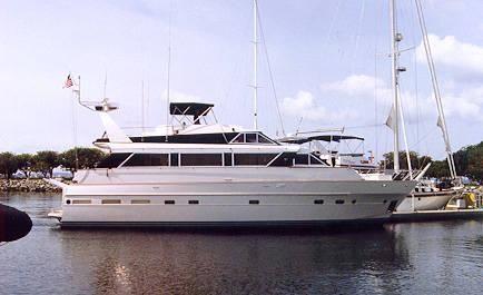Stevens Pilothouse Motoryacht