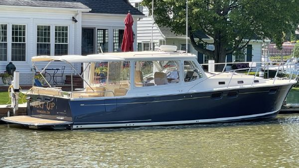 MJM Yachts 40z