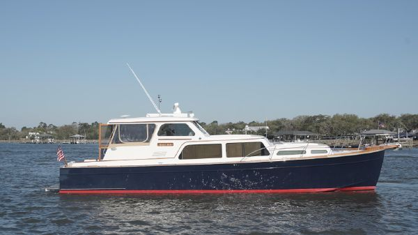 Huckins 44 Atlantic