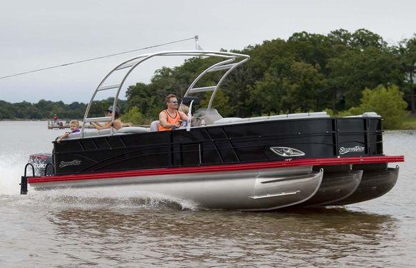 2019 Silver Wave 250 Island SB