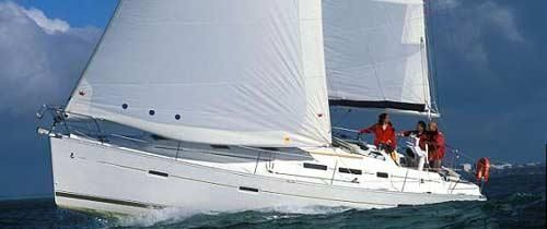 Beneteau Oceanis Clipper 373 Manufacturer Provided Image: Océanis Clipper 373