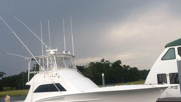 Custom Carolina 50 Sportfish