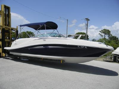 2007 Sea Ray<span>260 Sundeck</span>