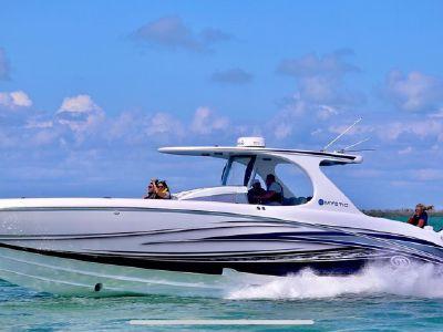 2020 Mystic Powerboats<span>M4200</span>