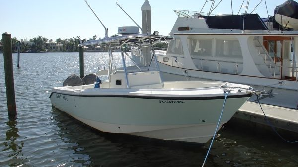 Edgewater 265 CENTER CONSOLE