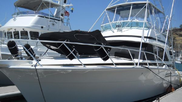 Bertram 46.6 Sport Fisher