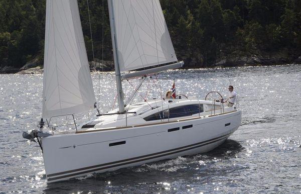 2017 Jeanneau Sun Odyssey 41DS