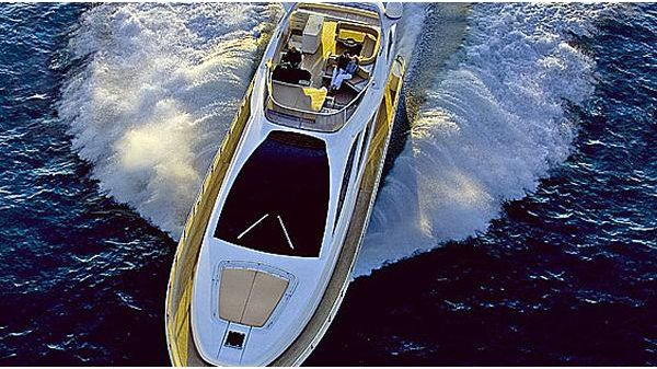 Riva 75' Venere Manufacturer Provided Image