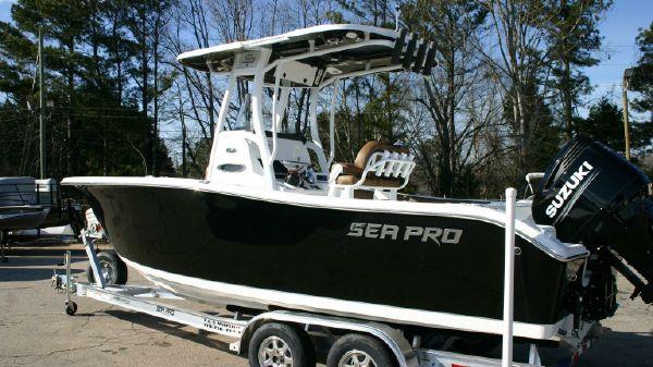 Sea Pro 239 Deep V