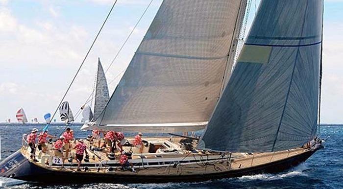 1992 Nautor Swan Swan 77 BoatsalesListing Broker