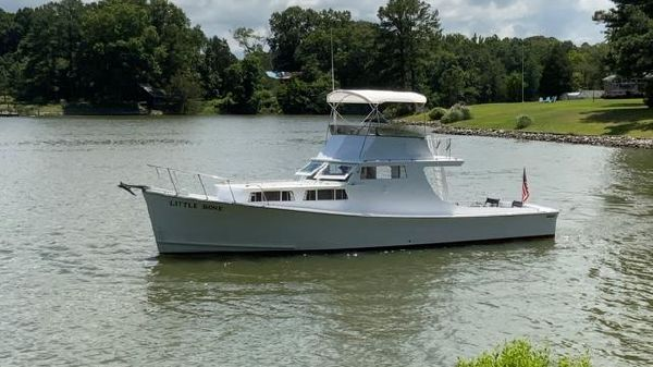 Custom Chesapeake Bay Deadrise 42