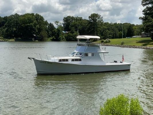 Custom Chesapeake Bay Deadrise 42 - main image