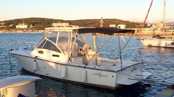 Albemarle 280 Express Fisherman