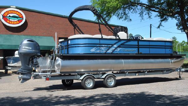 Starcraft SLS 5 Pontoon (Wave Blue)