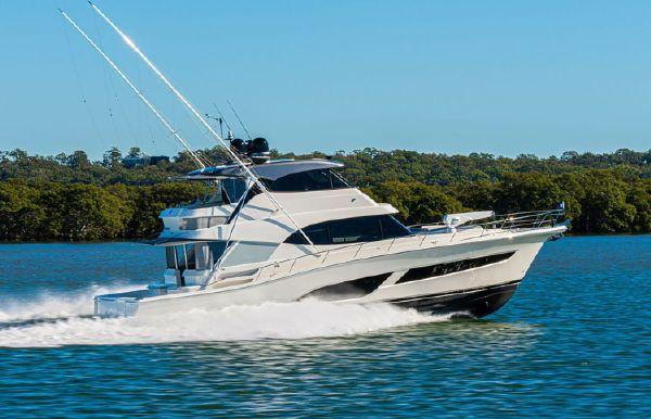 2022 Riviera 64 Sports Motor Yacht