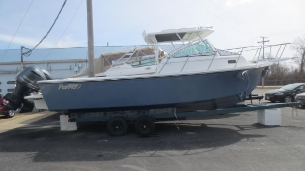 New Parker Boats For Sale - Port Clinton, OH | Happy Days