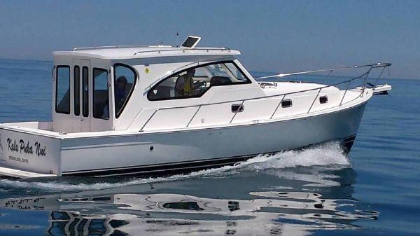Mainship 34 Pilot Sedan