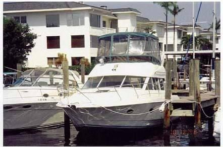 Silverton Yachts 362 Sedan Cruiser
