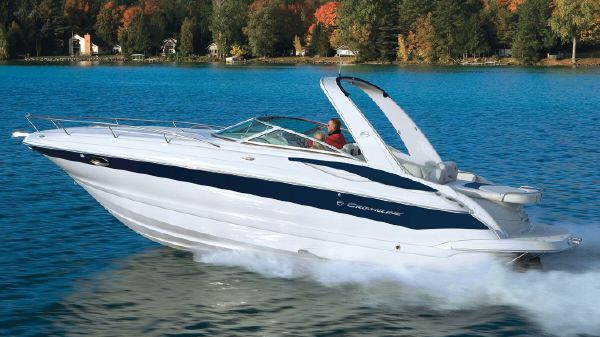 Crownline 325 SCR Manufacturer Provided Image