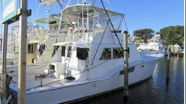 Hatteras 53 Sport Fish