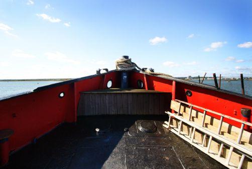 Houseboat Houseboat Tug conversion image