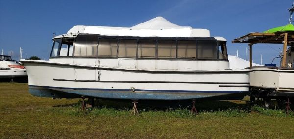 Custom Canal Boat image