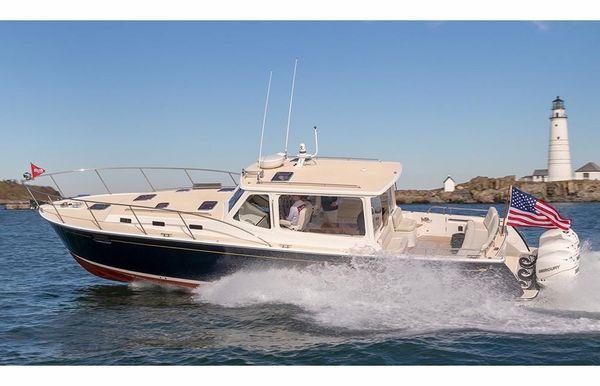 2021 MJM Yachts 43z