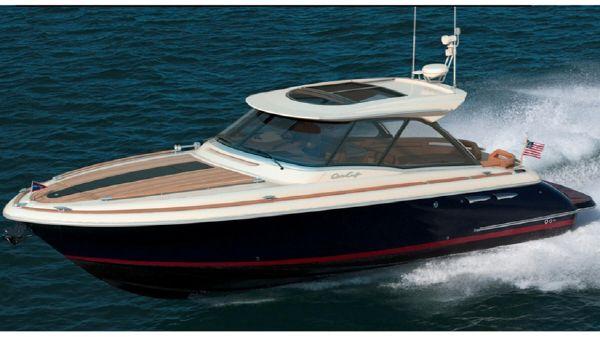 Chris-Craft Corsair 36 Hard Top Manufacturer Provided Image