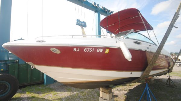 Chaparral 256 SSi Port View