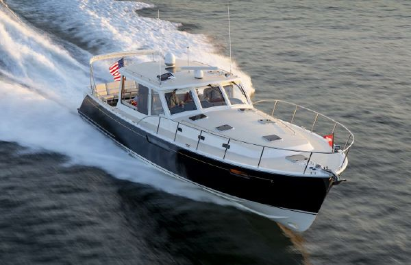 2022 MJM Yachts 53z