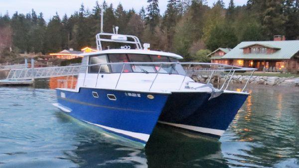 NW Powercat Catamaran